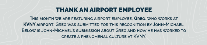 Thank an Airport Employee Intro