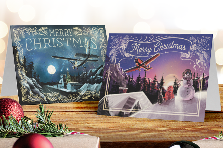 AOPA Holiday Cards
